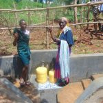 The Water Project: - Ewamakhumbi Community, Mukungu Spring