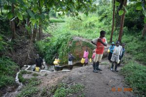 The Water Project:  The Whole Family Went To Fetch Water