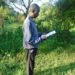 The Water Project: Shihingo Community, Mulambala Spring -  Reading Through The Training Manual