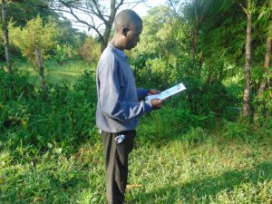The Water Project:  Reading Through The Training Manual