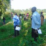 The Water Project: Shihingo Community, Mulambala Spring -  Training In Session