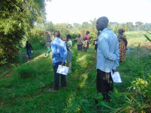The Water Project:  Training In Session