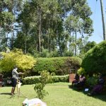 The Water Project: Ivulugulu Community, Ishangwela Spring -  Handwashing Training