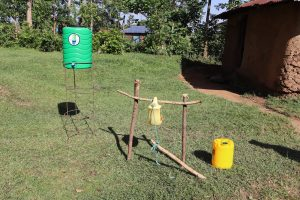 The Water Project:  Two Types Of Handwashing Stations