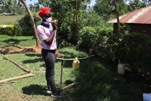 The Water Project:  Highlighting Importance Of Using Soap In Handwashing
