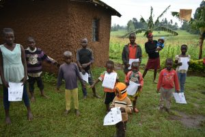 The Water Project:  Children Attended Training Too