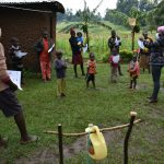 The Water Project: Burachu B Community, Shitende Spring -  Ongoing Sensitization Training