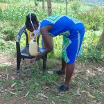 The Water Project: Handidi Community, Chisembe Spring -  Handwashing