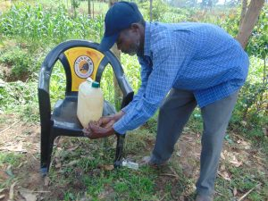 The Water Project:  Thorough Cleaning Of The Hands Is Essential