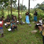 The Water Project: Burachu B Community, Maji Mazuri Spring -  Handwashing