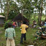 The Water Project: Burachu B Community, Maji Mazuri Spring -  Home Cloth Mask Making Training