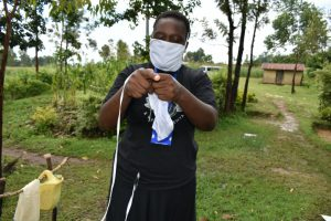 The Water Project:  Home Cloth Mask Making Training