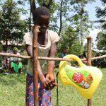 The Water Project: Muyundi Community, Baraza Spring -  Handwashing