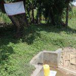 The Water Project: Muyundi Community, Baraza Spring -  The Reminder Chart At Baraza Spring