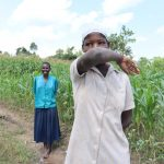 The Water Project: Muyundi Community, Ngalame Spring -  How To Tackle A Cough Or Sneeze Properly
