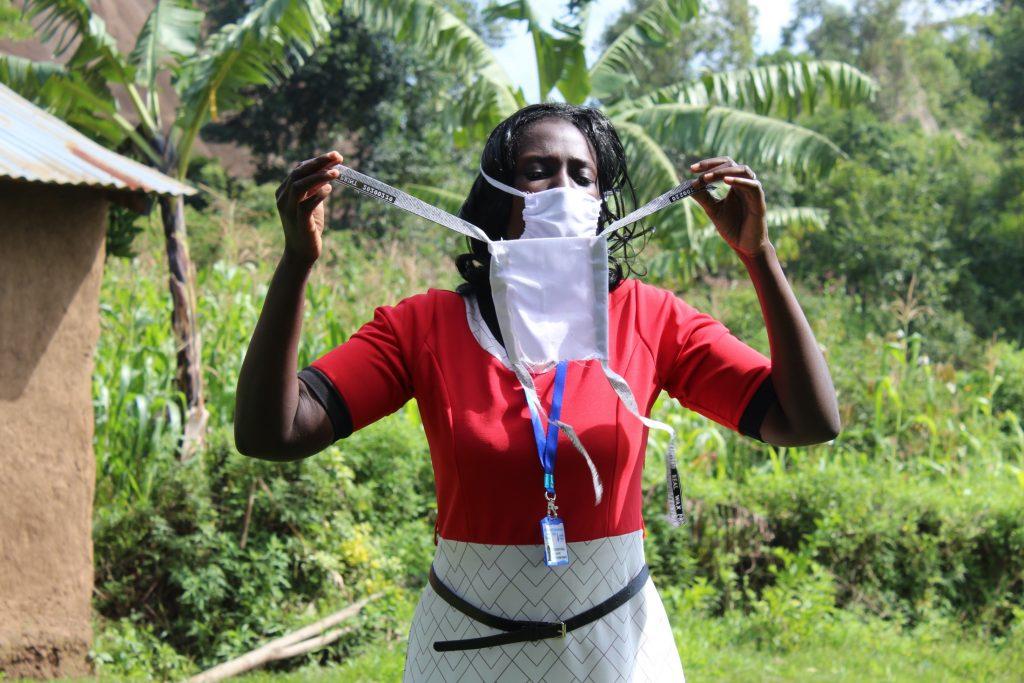 The Water Project : covid19-kenya18152-mask-makig-1