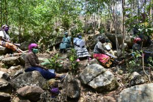The Water Project:  Training Under Trees On Rocky Grounds