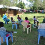 The Water Project: Musango Community, Ndalusia Spring -  Ongoing Training