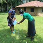 The Water Project: Ilala Community, Arnold Johnny Spring -  Handwashing Training