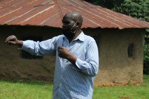The Water Project:  Village Elder Reacting To The Training