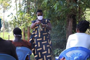 The Water Project:  Sewing Of Face Masks Training