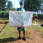 The Water Project: Shihungu Community, Shihungu Spring -  Use Of Reminder Charts At The Training