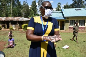 The Water Project:  Following On The Handwashing Steps