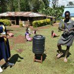 The Water Project: Shamiloli Community, Kwasasala Spring -  Following The Handwashing Steps