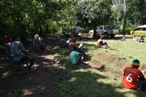 The Water Project:  Ongoing Covid Sensitization
