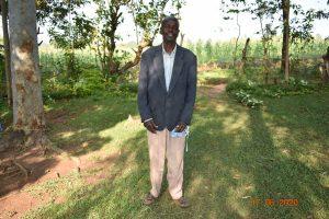 The Water Project:  David Kweyu