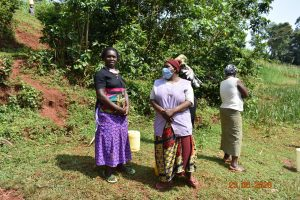 The Water Project:  Serilah With Other Water Users
