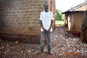 The Water Project:  Simon Mulongo
