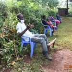 The Water Project: Busichula Community, Marko Spring -  Simon Mulongo Actively Participating During A Training