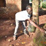 The Water Project: Busichula Community, Marko Spring -  Simon Mulongo At His Handwashing Station