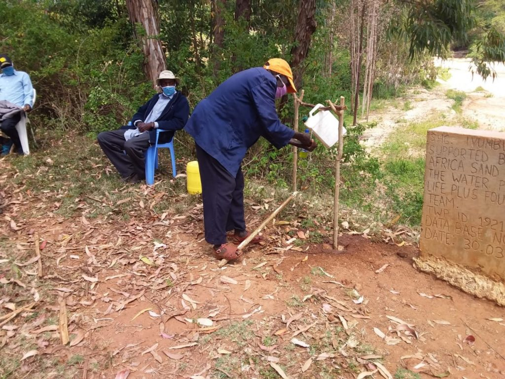 The Water Project : covid19-kenya19215-handwashing-1
