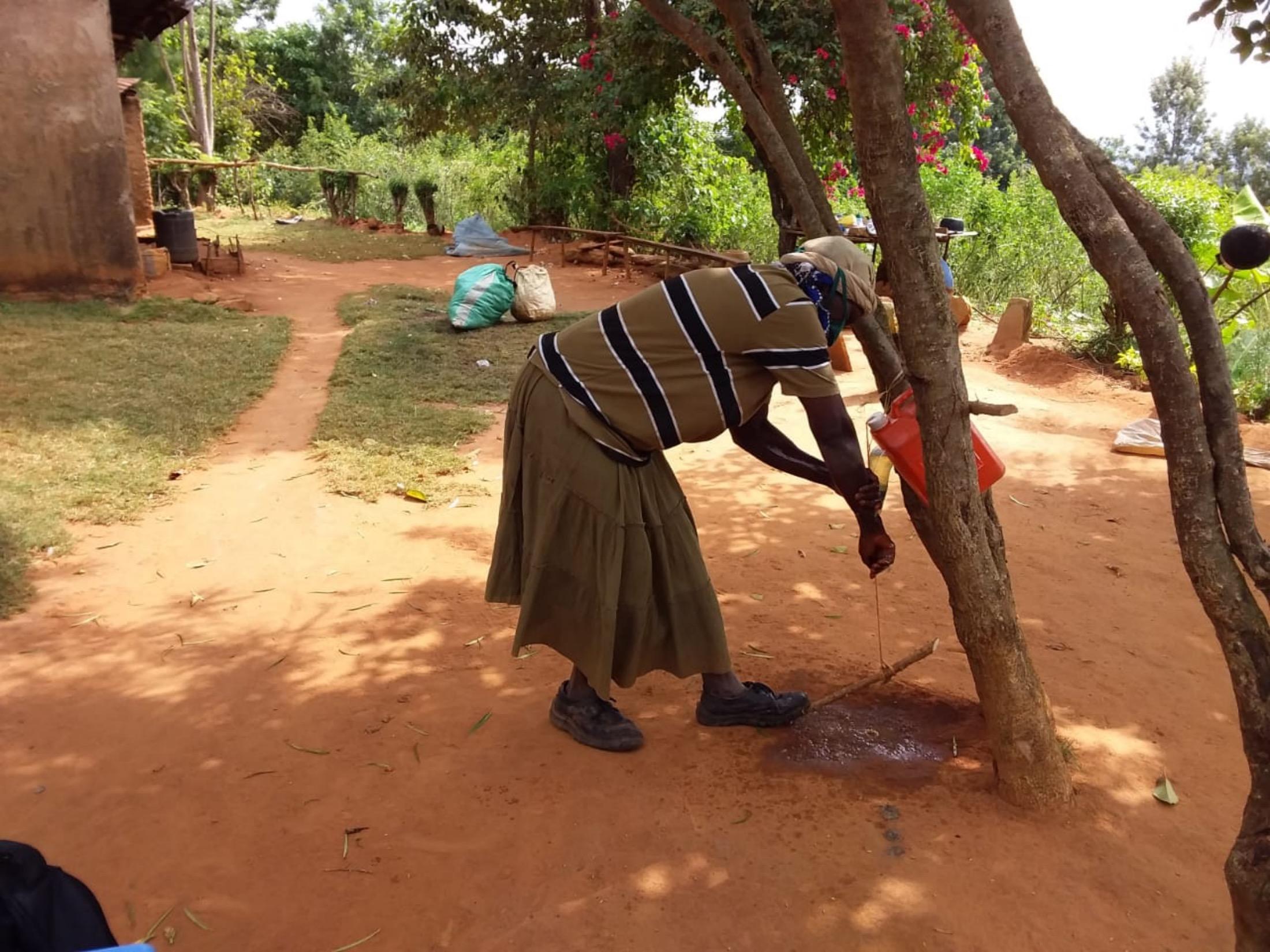 The Water Project : covid19-kenya4315-handwashing-1