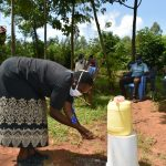 The Water Project: Elwanga Community, Johnson Mmeri Spring -