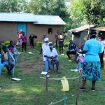 The Water Project: Shibuli Community, Eshitirira Spring -