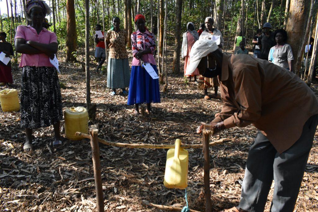 The Water Project : covid19-kenya4572-handwaashing-illustrations-2