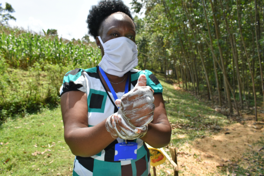 The Water Project : covid19-kenya4587-clean-hands-keep-virus-away-1