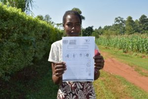 The Water Project:  Translated Handouts Used At The Training