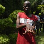 The Water Project: Nyira Community, Ondiek Spring -  Clean Hands For All