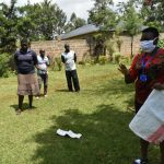 The Water Project: Nyira Community, Ondiek Spring -  Ongoing Sensitization Training