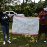 The Water Project: Nyira Community, Ondiek Spring -  Use Of Charts At The Training