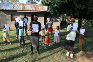 The Water Project:  Community Sensitized On Covid