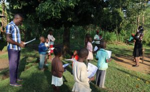 The Water Project:  Ongoing Sensitization