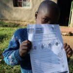 The Water Project: Bukhakunga Community, Indiatsi Omukitsa Spring -  Use Of Handouts At The Training