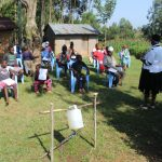 The Water Project: Shiamboko Community, Oluchinji Spring -  Training In Session