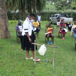 The Water Project: Lutonyi Community, Shihachi Spring -  This Is How One Uses The Tippy Tap