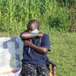 The Water Project: Emusanda Community, Walusia Spring -  Sneeze Or Cough Into Your Elbow Like This